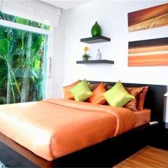 Отель Skylight 2 bedrooms New Villa in Kamala комната для гостей фото 3