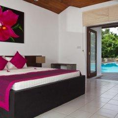 Отель Cattleya Villa комната для гостей фото 2