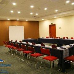 Отель Howard Johnson Plaza Las Torres Гвадалахара помещение для мероприятий фото 2