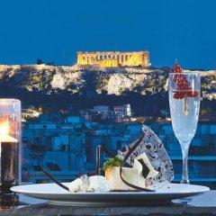 Отель Wyndham Grand Athens Греция, Афины - 1 отзыв об отеле, цены и фото номеров - забронировать отель Wyndham Grand Athens онлайн приотельная территория