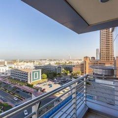 Al Salam Grand Hotel Apartment балкон