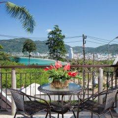 Отель Baan Yin Dee Boutique Resort балкон