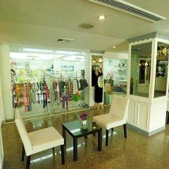 Отель Aunchaleena Grand Бангкок фитнесс-зал
