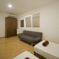 Отель Marco Polo Hostel Мальта, Сан Джулианс - отзывы, цены и фото номеров - забронировать отель Marco Polo Hostel онлайн комната для гостей фото 4