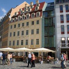 Отель Aparthotel Altes Dresden городской автобус