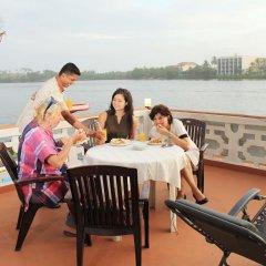 Отель Benthota High Rich Resort Шри-Ланка, Бентота - отзывы, цены и фото номеров - забронировать отель Benthota High Rich Resort онлайн балкон