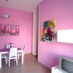 Апартаменты Apartment With 2 Bedrooms in Gagliano del Capo, With Furnished Terrace Гальяно дель Капо в номере