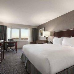 Отель Hilton New York JFK Airport США, Нью-Йорк - отзывы, цены и фото номеров - забронировать отель Hilton New York JFK Airport онлайн комната для гостей фото 5