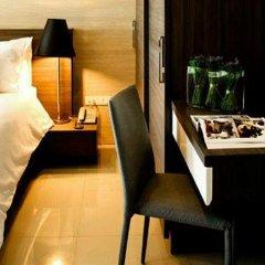 Отель Crystal Suites Suvarnabhumi Airport Бангкок спа