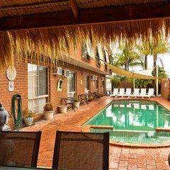 Отель Central Yarrawonga Motor Inn гостиничный бар
