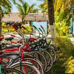 Отель Villas Tiburon by The Beach спортивное сооружение