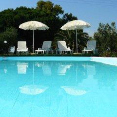 Отель La Mimosa Кастаньето-Кардуччи бассейн фото 3