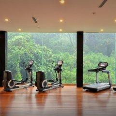 Padma Hotel Bandung фитнесс-зал