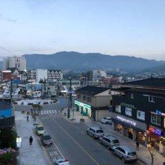 Отель Daegwalnyeong Sanbang Южная Корея, Пхёнчан - отзывы, цены и фото номеров - забронировать отель Daegwalnyeong Sanbang онлайн
