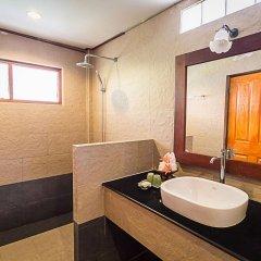 Отель Coco Palm Beach Resort ванная фото 2
