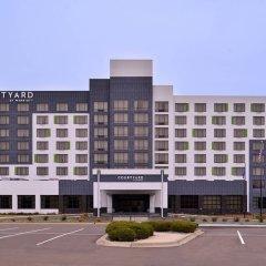 Park Plaza Hotel Блумингтон парковка