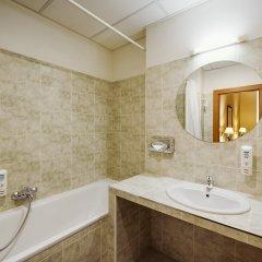 Central Hotel Prague Прага ванная