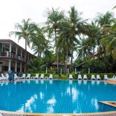 Отель Phangan Bayshore Resort бассейн