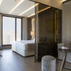 Отель Vp Plaza Espana Design Мадрид комната для гостей