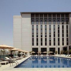 Отель Rove At The Park бассейн