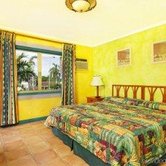 Отель Doctors Cave Beach Hotel Ямайка, Монтего-Бей - отзывы, цены и фото номеров - забронировать отель Doctors Cave Beach Hotel онлайн комната для гостей фото 2