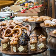 Отель Ritz Carlton Budapest Будапешт питание фото 3