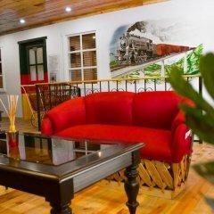 Hotel La Estación интерьер отеля фото 3