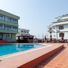 Отель Mukhum International Непал, Катманду - отзывы, цены и фото номеров - забронировать отель Mukhum International онлайн бассейн фото 2