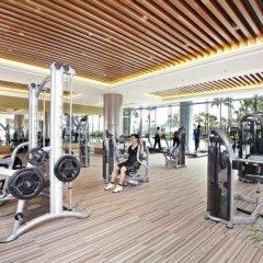 Отель Xiamen International Conference Hotel Китай, Сямынь - отзывы, цены и фото номеров - забронировать отель Xiamen International Conference Hotel онлайн фитнесс-зал