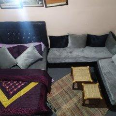 Отель Auberge De Jeunesse Ouarzazate - Hostel Марокко, Уарзазат - отзывы, цены и фото номеров - забронировать отель Auberge De Jeunesse Ouarzazate - Hostel онлайн комната для гостей