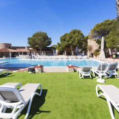 Отель AzuLine Club Cala Martina Ibiza - All Inclusive бассейн фото 3