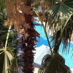 Semoris Hotel пляж