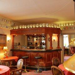 Отель POSTGAARDEN Фредерисия гостиничный бар