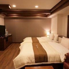 Отель Hill house Hotel Южная Корея, Сеул - отзывы, цены и фото номеров - забронировать отель Hill house Hotel онлайн комната для гостей фото 4