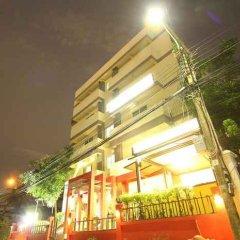 Отель TRATIP Бангкок вид на фасад