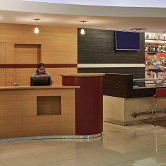 Отель ibis Merida интерьер отеля