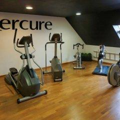 Отель Mercure Bords De Loire Saumur Сомюр фитнесс-зал фото 4