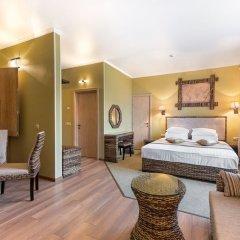 Гостиница La Terrassa 3* Стандартный номер с двуспальной кроватью фото 11
