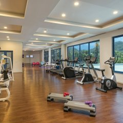 Отель Mirage Park Resort - All Inclusive фитнесс-зал фото 3