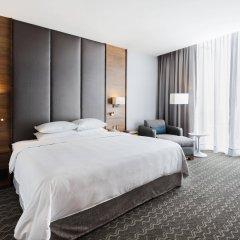 Отель Doubletree By Hilton Mexico City Santa Fe Мехико комната для гостей