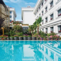 Отель Sura Hagia Sophia бассейн фото 2