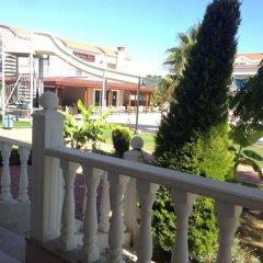 Topcuoglu Villas Турция, Белек - отзывы, цены и фото номеров - забронировать отель Topcuoglu Villas онлайн балкон