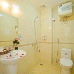 Отель Pan Hotel Hotel Вьетнам, Ханой - отзывы, цены и фото номеров - забронировать отель Pan Hotel Hotel онлайн ванная