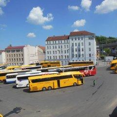 Hostel Florenc городской автобус