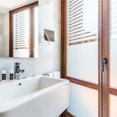Отель Exe Ramblas Boqueria ванная фото 2