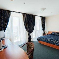 Гостиница Виктория Палас 4* Стандартный номер с двуспальной кроватью фото 4
