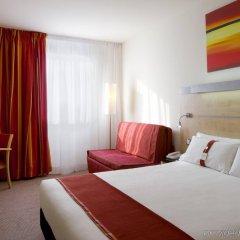 Отель B&B Hotel Madrid Aeropuerto T1 T2 T3 Испания, Мадрид - 8 отзывов об отеле, цены и фото номеров - забронировать отель B&B Hotel Madrid Aeropuerto T1 T2 T3 онлайн комната для гостей фото 2