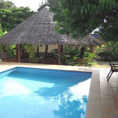 Vanuatu Holiday Hotel с домашними животными