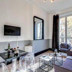 Отель Sweet Inn Apartments Saint Germain Франция, Париж - отзывы, цены и фото номеров - забронировать отель Sweet Inn Apartments Saint Germain онлайн комната для гостей фото 2