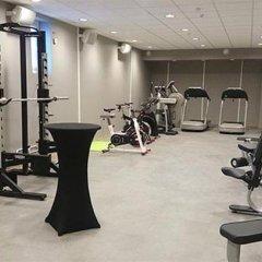 Quality Airport Hotel Stavanger Сола фитнесс-зал фото 3